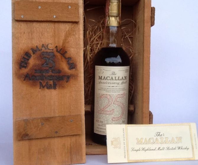 Macallan 1958