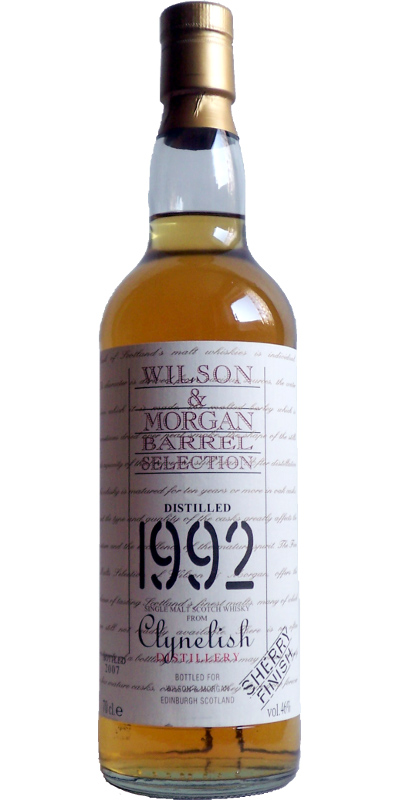 Clynelish 1992 WM