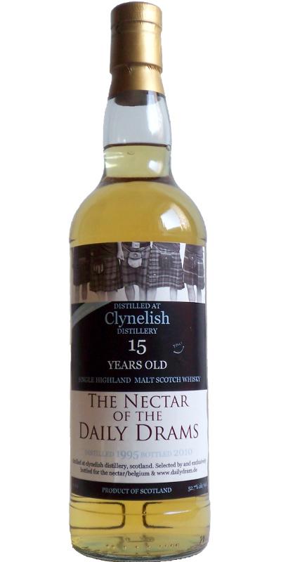Clynelish 1995 DD