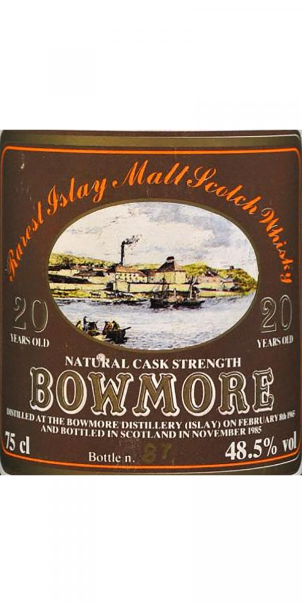Bowmore 1965 It