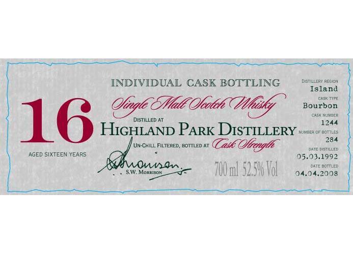 Highland Park 1992 DR