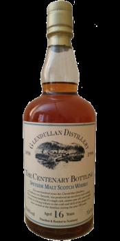 Glendullan The Centenary Bottling