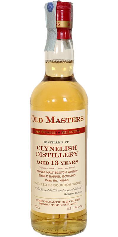 Clynelish 1997 JM