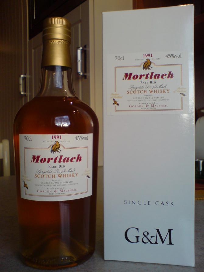 Mortlach 1991 GM