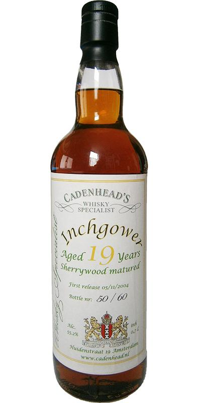 Inchgower 19-year-old CA