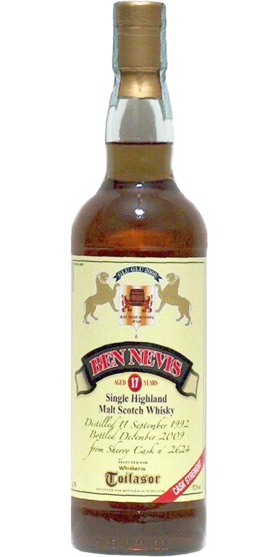 Ben Nevis 1992 HSC