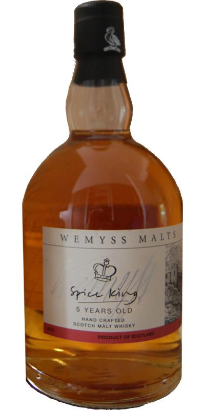 Spice King 05-year-old Wy