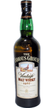 The Famous Grouse 1987