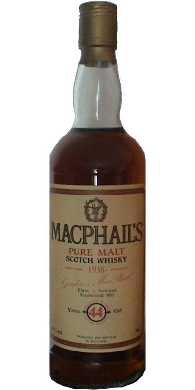 MacPhail's 1938 GM
