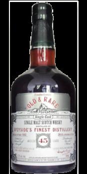 Speyside's Finest Distillery 1965 DL