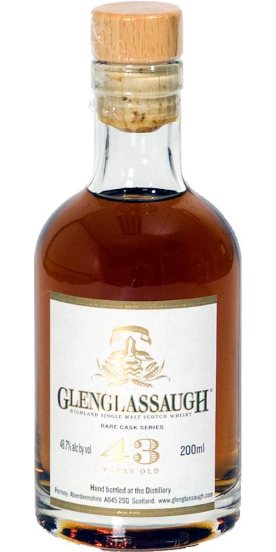 Glenglassaugh 43-year-old