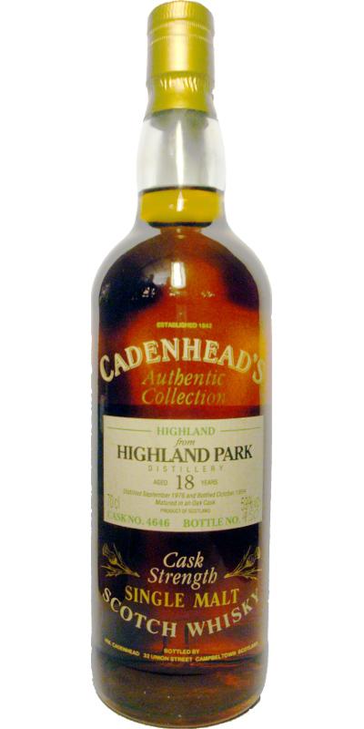Highland Park 1976 CA