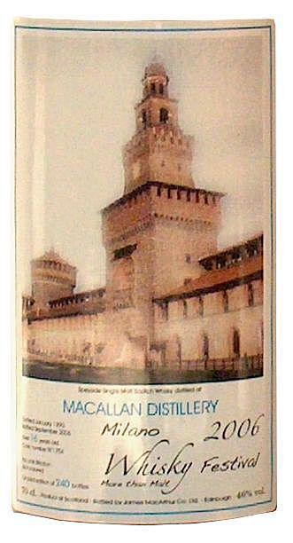 Macallan 1990 JM
