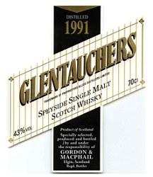 Glentauchers 1991 GM