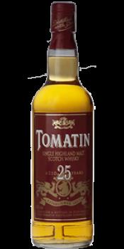 Tomatin 25-year-old