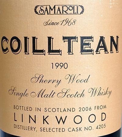 Linkwood 1990 Sa