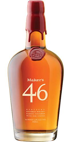 Maker's 46 Red Wax