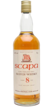 Scapa 08-year-old GM