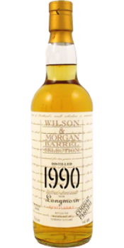 Longmorn 1990 WM Cognac