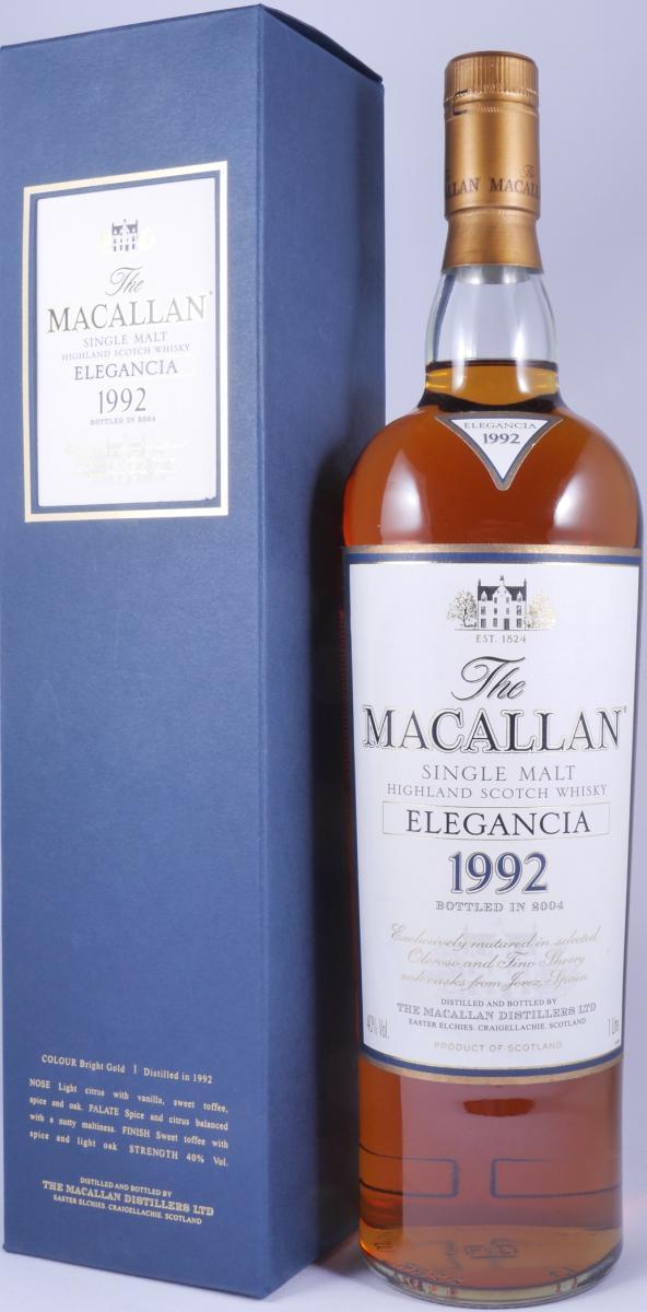 Macallan 1992