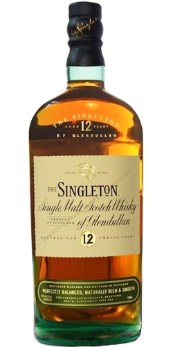 The Singleton of Glendullan 12-year-old