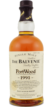 Balvenie 1991