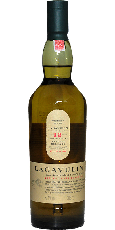Lagavulin 12-year-old