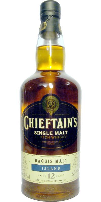 Chieftain's 1994 IM