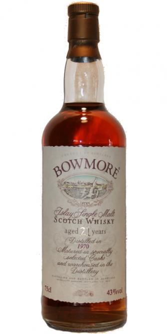 Bowmore 1970