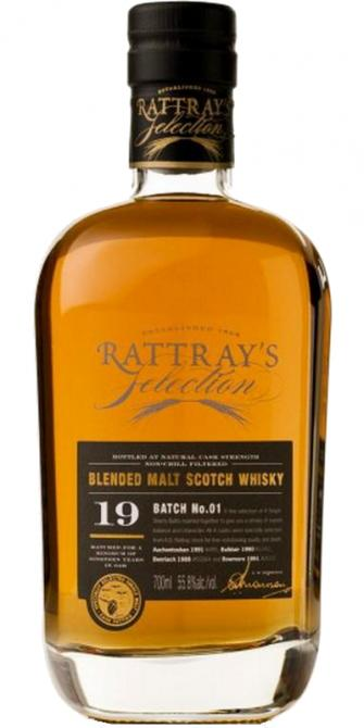 Rattray's Selection 19-year-old DR