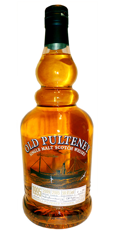 Old Pulteney 1995