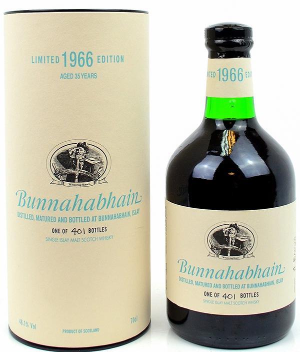Bunnahabhain 1966