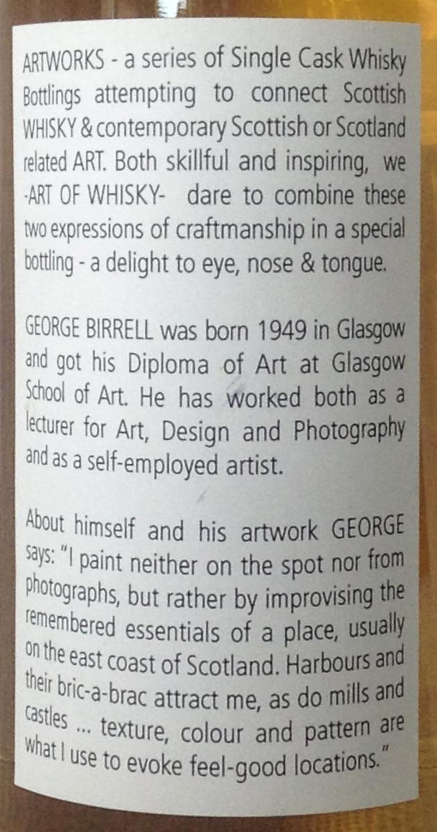 Glenglassaugh 1976 AW