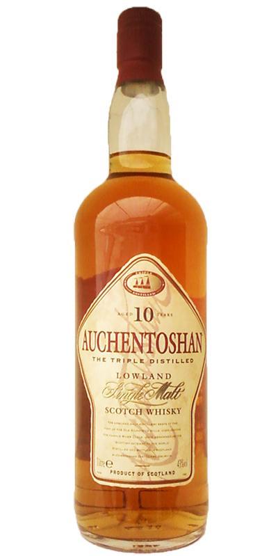 Auchentoshan 10-year-old