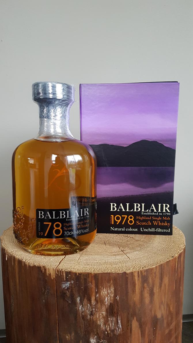 Balblair 1978