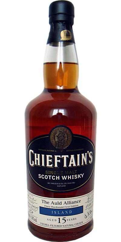 Chieftain's 1992 IM