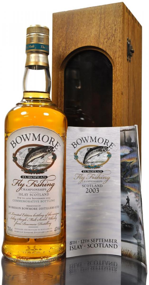 Bowmore European Fly Fishing