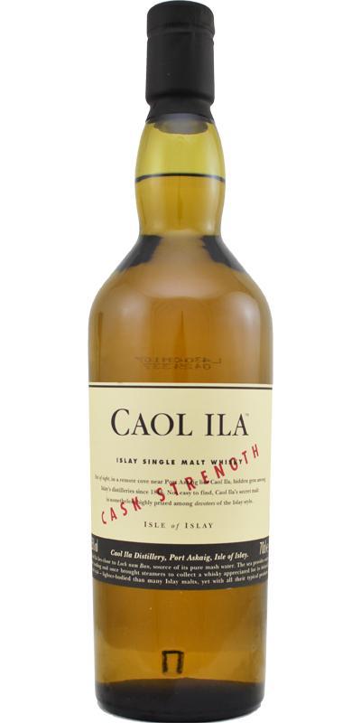 Caol Ila Cask Strength