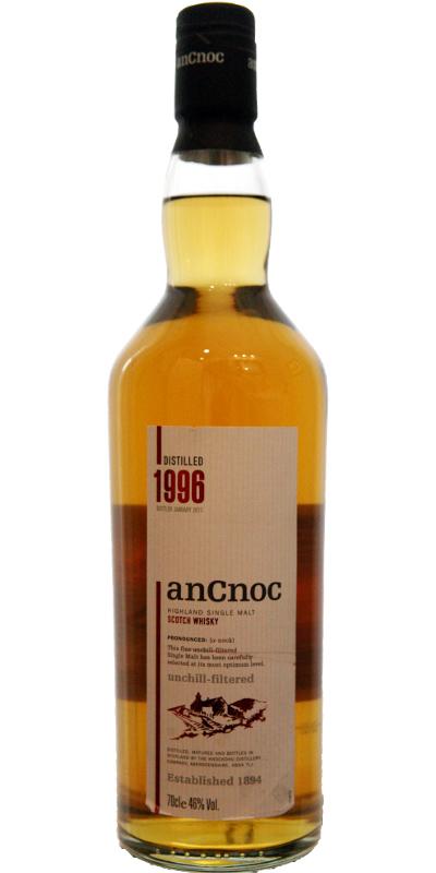 An Cnoc 1996