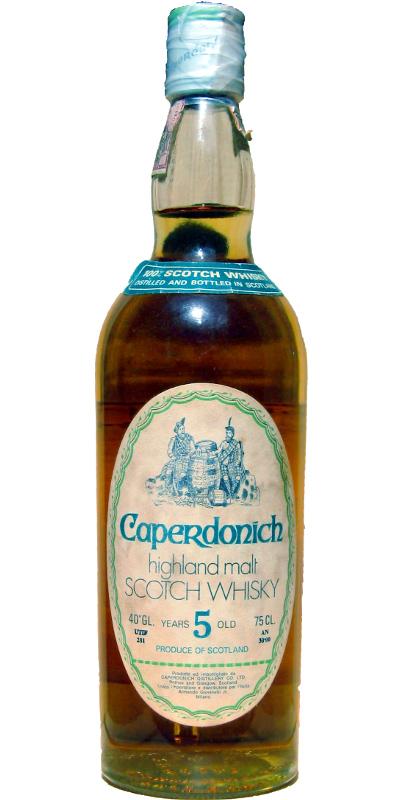 Caperdonich 05-year-old