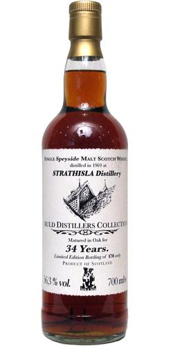 Strathisla 1969 JW