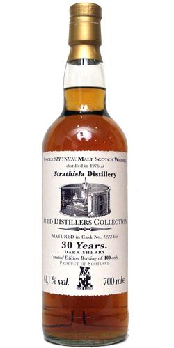 Strathisla 1976 JW