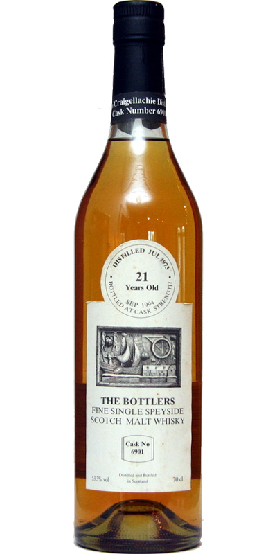 Fine Single Speyside Scotch Malt Whisky 1973 TB
