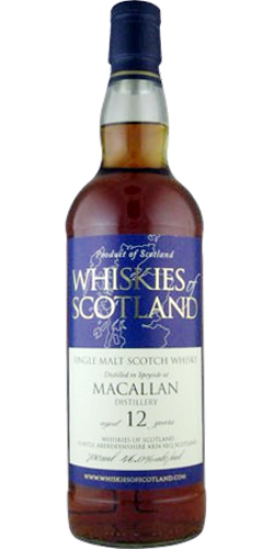 Macallan 12-year-old SMD