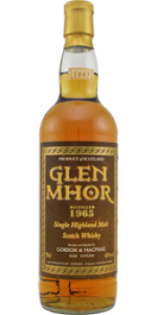 Glen Mhor 1965 GM