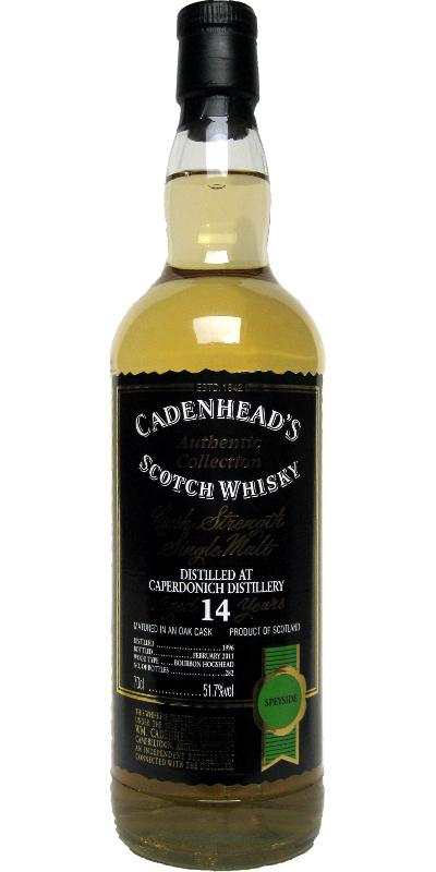 Caperdonich 1996 CA