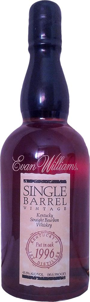 Evan Williams 1996