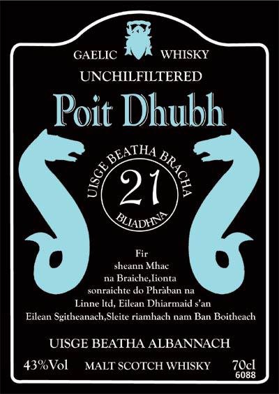 Poit Dhubh 21-year-old PNL