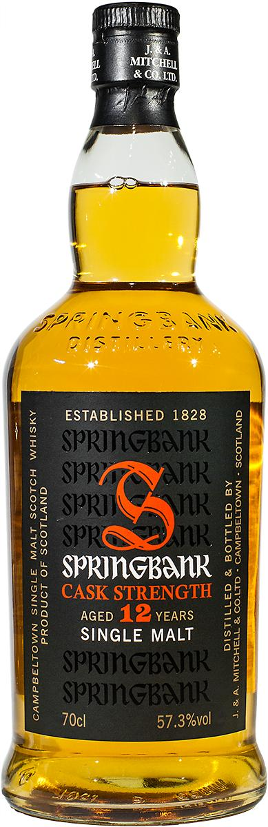 Springbank 12-year-old Blues Edition
