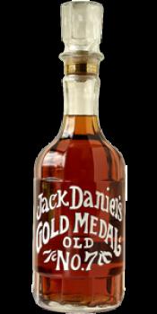 Jack Daniel's 1904 Gold Medal Replica